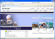 Yaacov Apelbaum-Human & Technology Phishing Website Korean