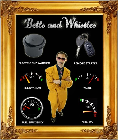 Yaacov Apelbaum-Bells and Whistles
