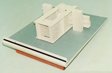 Yaacov Apelbaum-Prestress Bed Scale Model
