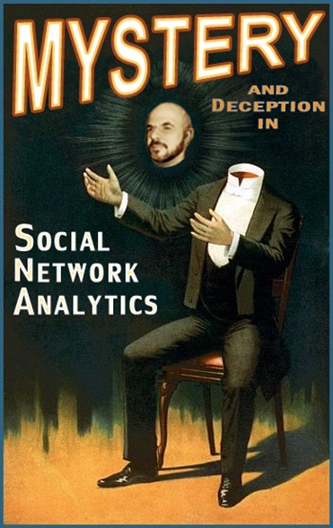 Yaacov Apelbaum-Social Networks Analytics Mysterey and Deception