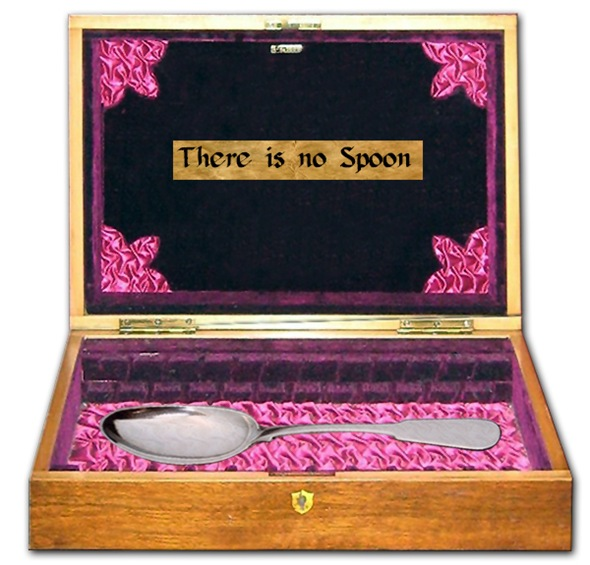 Yaacov Apelbaum - There is no Spoon