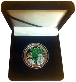 Yaacov Apelbuam SANS 575 Capture the Flag Token