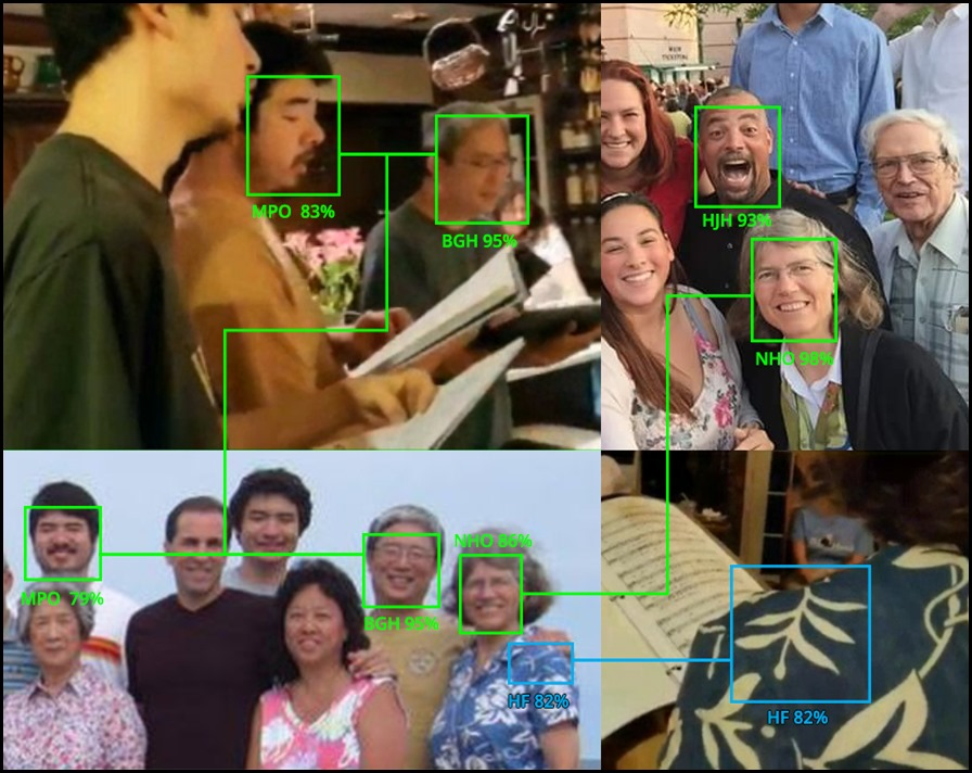 Nellie and Bruce Ohr FR and Pattern Matching