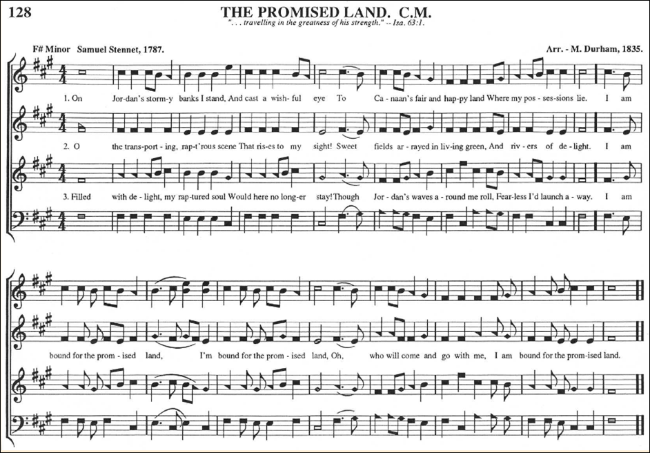 128 The Promised Land