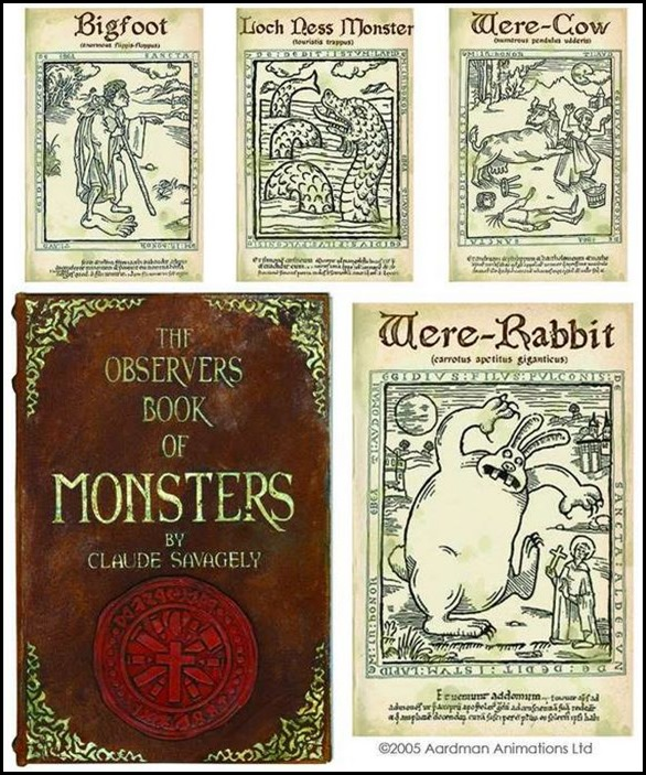 The Observer's Book of Monsters