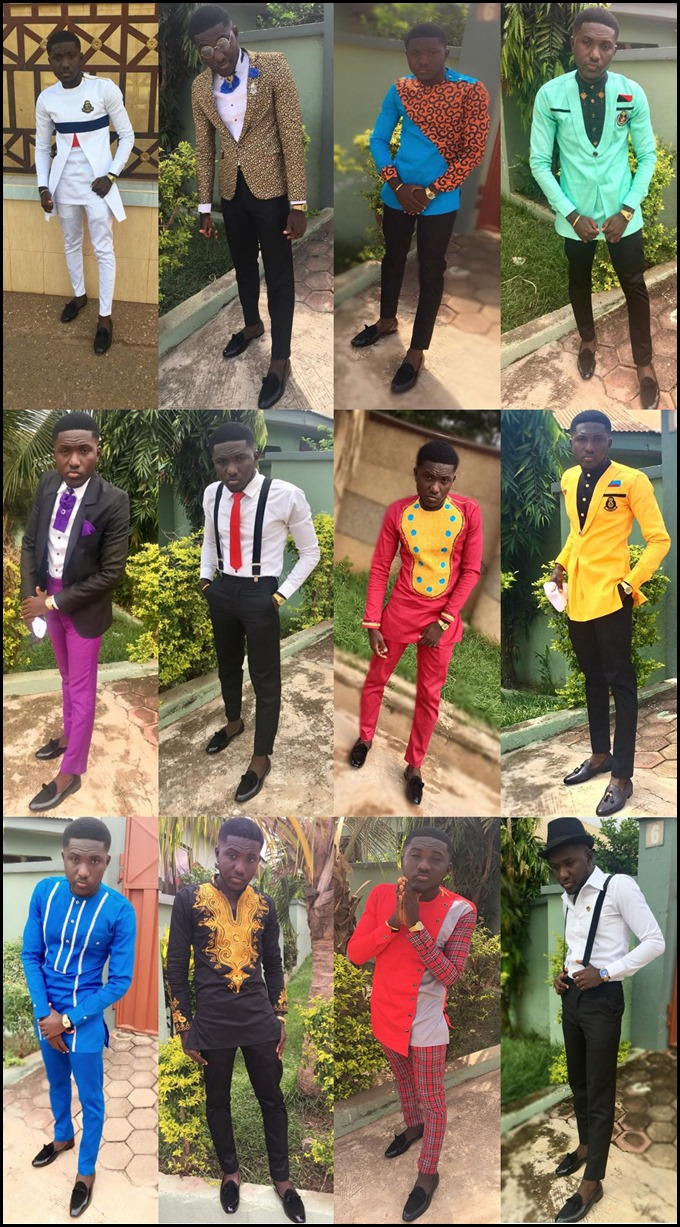 The Fashion of Theophilus Adugyamfi