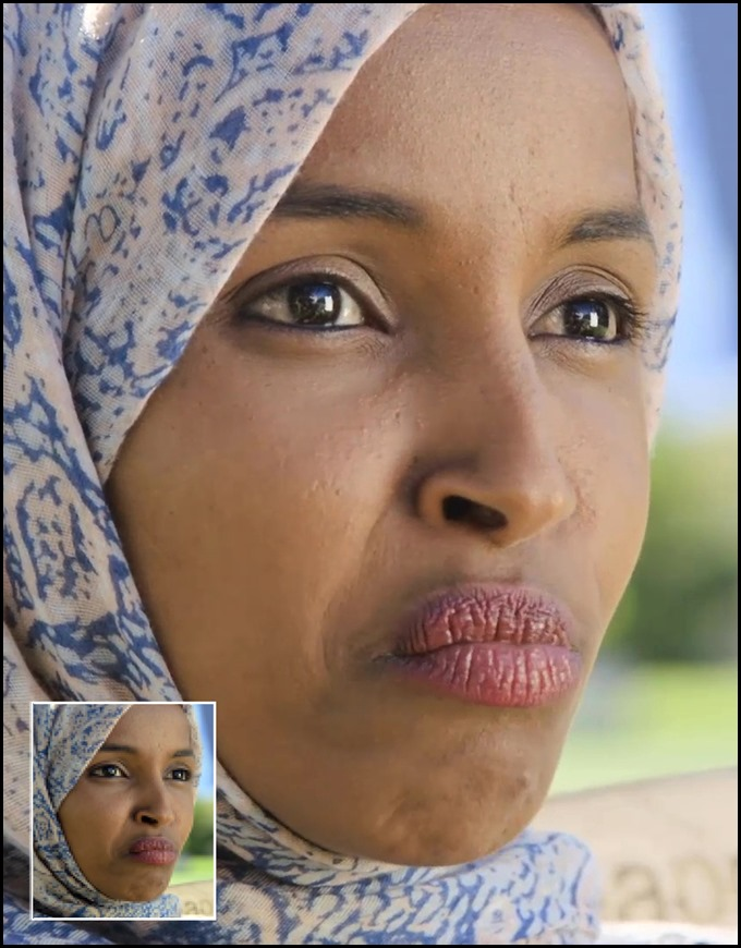 Ilhan Omar High Res