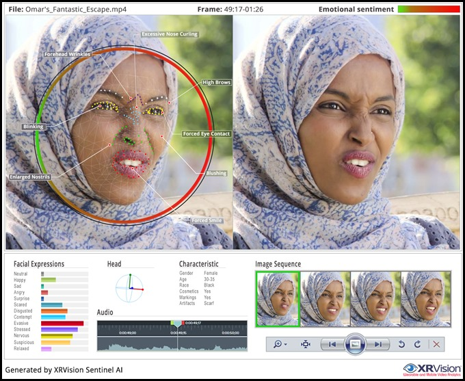 Ilhan Omar Sample Analysis