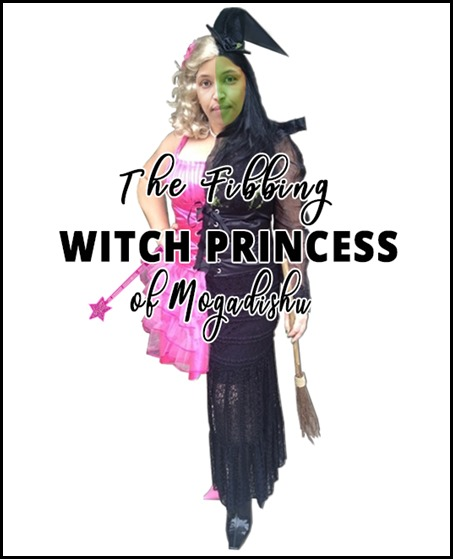 Ilhan Omar The Witch Princess