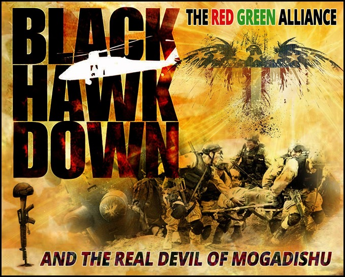 Black Hawk Down and the Real Devil of Mogadishu