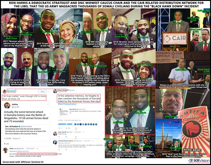 Ron Harris and the CAIR Connection