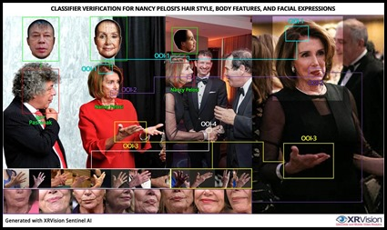 Igor Pasternak Nancy Pelosi Linkage Verification