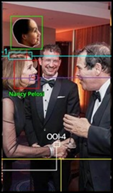 Nancy Pelosi with Randy Credico