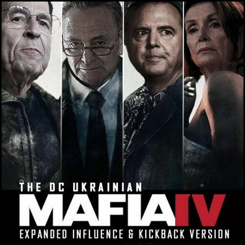 The DC Ukraine Mafia 4.0