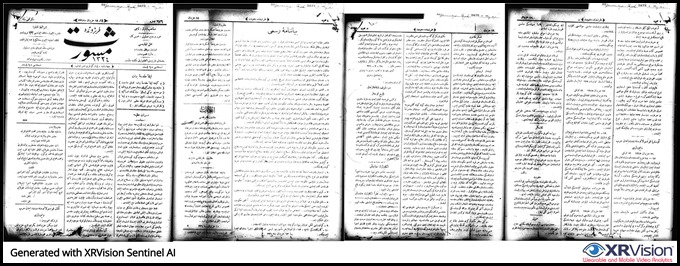 1915 Turkish Armenian Death Proclamation