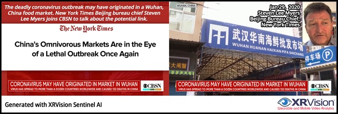 NYT and the Wuhan Wet Market Story