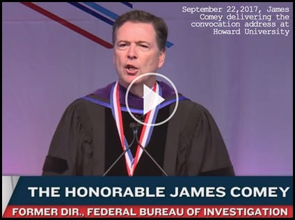 The Honorable James Comey