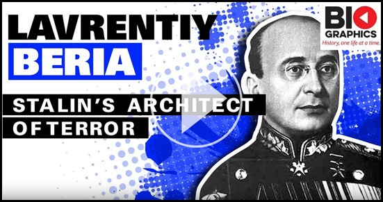 Beria Lavrentiy Stalin's Architect of Terror