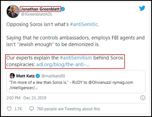 Greenblatt on Soros