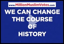 Biden and Muslim vote can change history