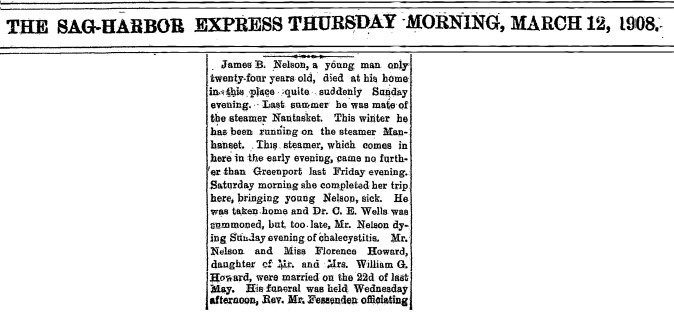 A10  3-12-1908 James Nelson is Dead Clip