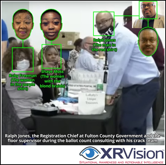 The Fulton County Election A Team